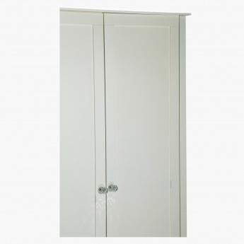 Alice's 3-Door Wardrobe