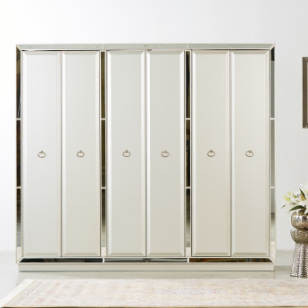 Majestic 6-Door Wardrobe