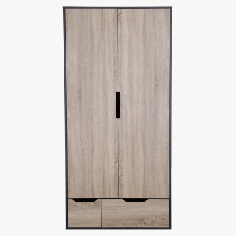 Riley 2 Door Wardrobe