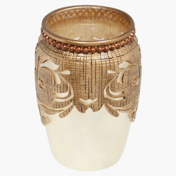 Terracotta Bloom Tumbler