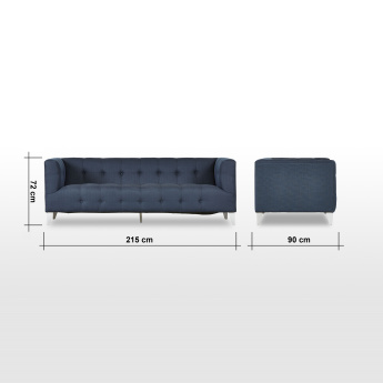 Morgan 3-Seater Sofa