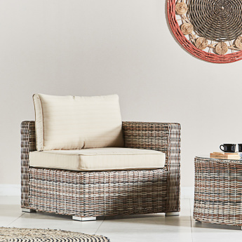 Tahiti Corner Chair