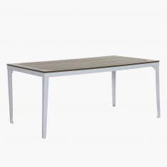 Evening Breeze Outdoor Low Dining Table