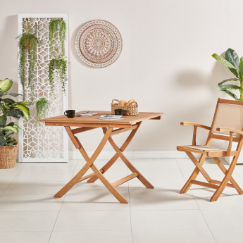 Lazy Saturday 4-Seater Dining Table