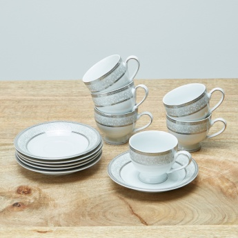 Queens Garden 106-Piece Dinner set