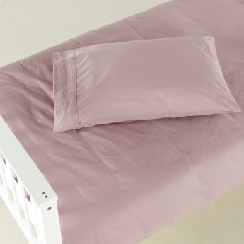 Eternity 3-Piece Duvet Cover Set - 135x200 cms