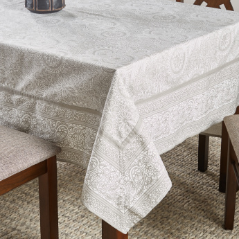 Ornate Table Cover - 180x300 cms