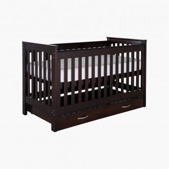 Little Sweetie Nursery Bed With Drawer