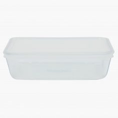 Pyrex Rectangular Dish with Lid - 1.5 L