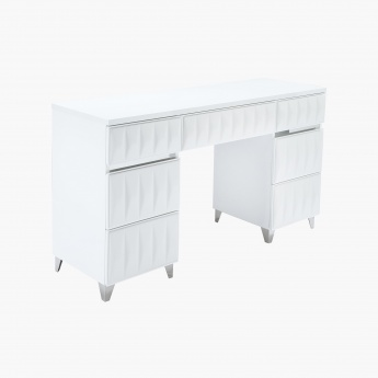 Ricordo 7 Drawer Dressing Table Dressers Chests Clothes Storage Bedroom Online Ping At Home Centre