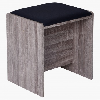 Chevron Stool