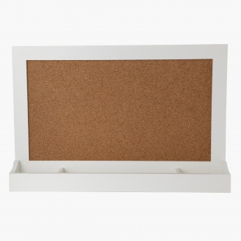 Wesley Memo Board with storage