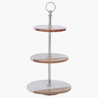 Stonewood 3-Tier Cake Stand