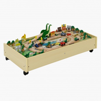Pete dinosaur adventure Table