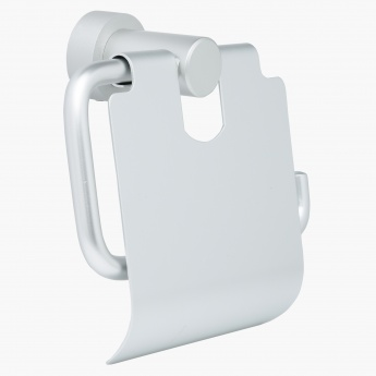 Floyed Toilet Roll Holder with Cover