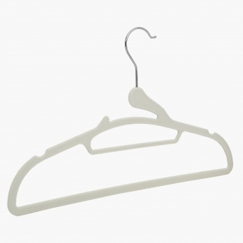 Flock T-Shirt Hangers - Set of 4