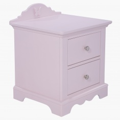 Isabelle 2-Drawer Nightstand