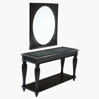 Fiesta Console with Mirror