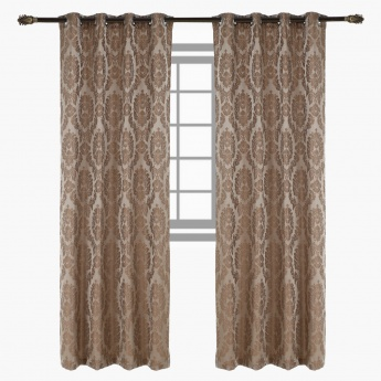 Pomelo 2-Piece Curtain Set - 137x240 cms