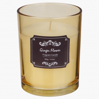 Ginger Flower Fragrant Candle