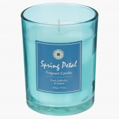 Spring Petal Fresh Daffodils and Daisies Fragrance Candle
