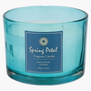 Fresh Daffodils and Daisies Fragrance Candle