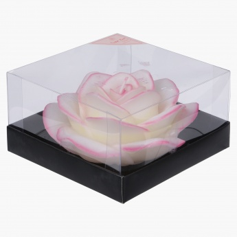 Tinted Rose Candle