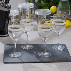 Dagmar Stem Glass - Set of 4