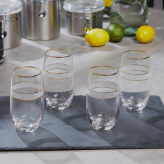 Dagmar Hiball Glass - Set of 4