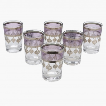 Tan-tan Tea Glass - Set of 6