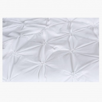 Twist Knot 2-Piece Comforter Set