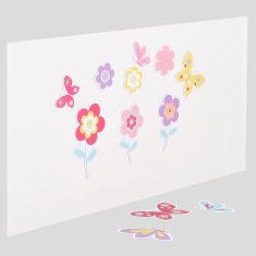KidIt Butterfly Magnets
