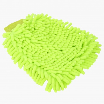 Textured Cleaning Mitten