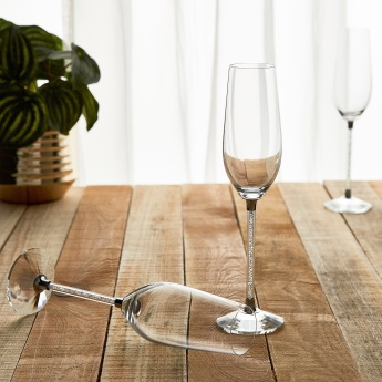 Moundou 4-Piece Flute Glass Set - 235 ml