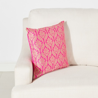Brocade Cushion Cover - 45x45 cms