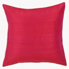 Tussar Cushion Cover - 45x45 cms