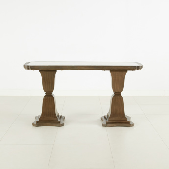 Lexington Console Table with Marble Top