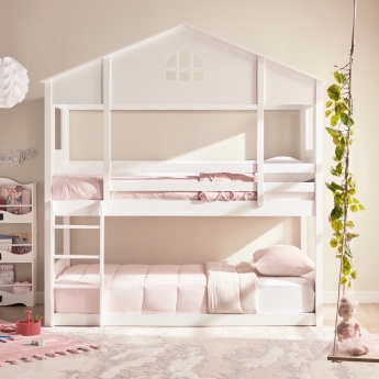 Harpers House Bunk Bed - 90X200 Cms