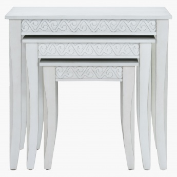 Triton End Table - Set of 3