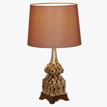 Ascella Resin Table Lamp