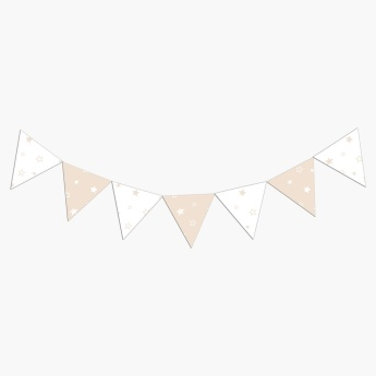 Little Stars Adventures Bunting - 340 cms
