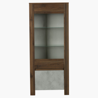 Tiago 4-Shelf Bar Curio