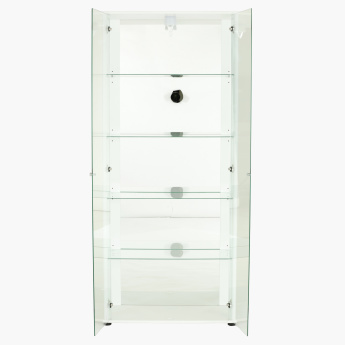 Oscar Display Cabinet with Adjustable Shelves
