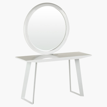 Agon Console and Mirror Set