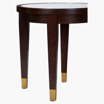 Polemos End Table