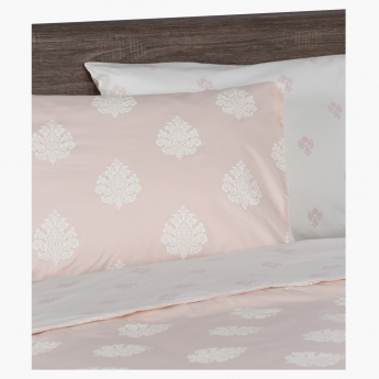 Reeve Printed 3-Piece Duvet Cover Set - 200x200 cms