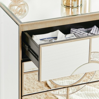 Mystique 5-Drawer Chest of Drawers