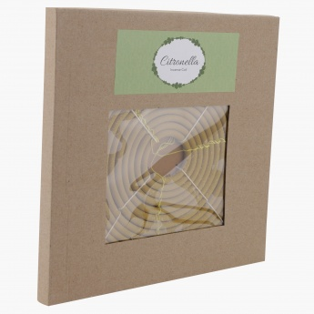 Citronella Incense Coil