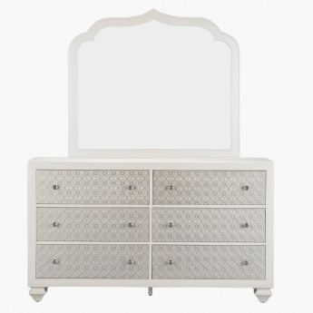 Taj 6-Drawer Dresser