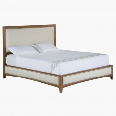 Springfield King Bed with Headboard - 180x210 cms